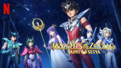 ?SAINT SEIYA: Knights of the Zodiac