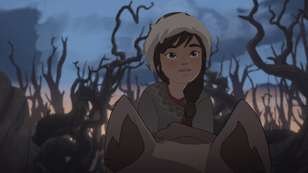 觀賞詛咒火山口。第 1 季第 8 集。