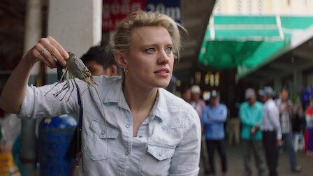 觀賞與凱特·麥金儂吃遍金邊。第 1 季第 4 集。