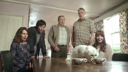 觀賞外公的貓。第 1 季第 4 集。